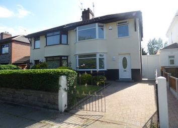Thumbnail 3 bed property to rent in Meadow Lane, West Derby