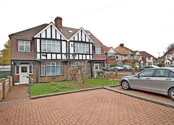 Thumbnail 3 bed semi-detached house to rent in Greencroft Road, Hounslow