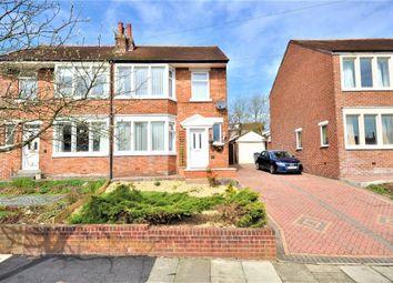 Thumbnail 3 bed semi-detached house for sale in Lindsay Avenue, Poulton Le Fylde, Lancashire