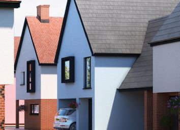 Thumbnail 3 bed detached house for sale in The Whittles, Mill End, Thaxted