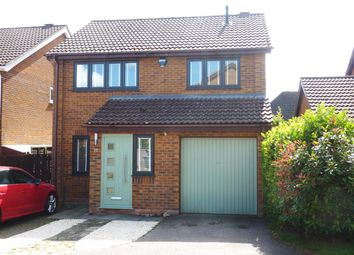 Thumbnail 4 bedroom property to rent in Harewood Drive, Taverham, Norwich