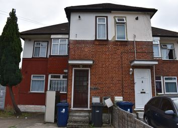 Thumbnail 2 bed maisonette to rent in Livingstone Road, Southall