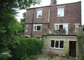 Thumbnail 2 bed semi-detached house for sale in Cross Bank Street, Mirfield, West Yorkshire