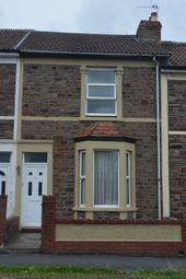 Thumbnail 2 bed terraced house to rent in Seymour Road, Staple Hill, Bristol