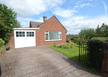 Thumbnail 3 bed detached bungalow for sale in Somerset Avenue, Exeter, Devon