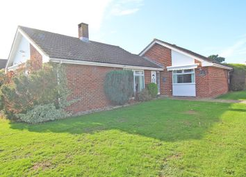 Thumbnail 3 bed detached bungalow for sale in Dryden Place, Milford On Sea, Lymington