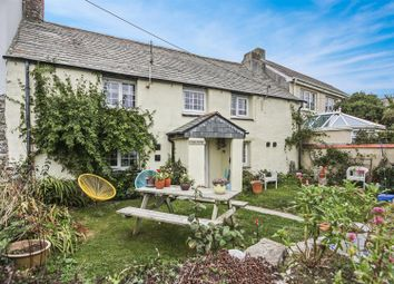 Thumbnail 3 bed cottage for sale in Trevarrian, Newquay