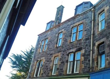 Thumbnail 2 bed flat for sale in Kirk Street, Campbeltown