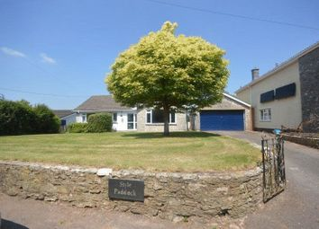Thumbnail 3 bed detached bungalow for sale in The Street, Ubley, Bristol