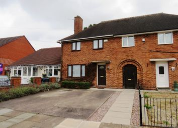 Thumbnail 2 bed terraced house for sale in Glascote Grove, Shard End, Birmingham
