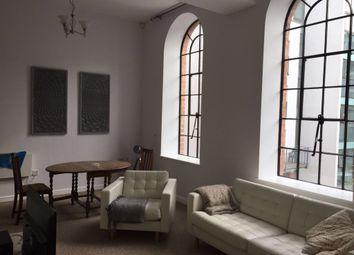 Thumbnail 1 bed flat to rent in Sheepcote Street, Birmingham