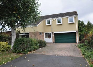 Thumbnail 4 bedroom detached house to rent in Avon Close, Malvern