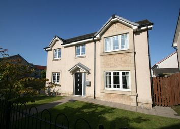 Thumbnail 4 bed detached house for sale in Leyland Road, Bathgate