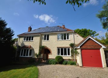 Thumbnail 4 bed detached house to rent in Fullers Road, Rowledge, Farnham