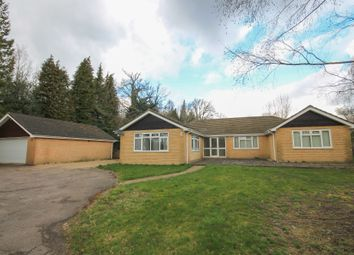 Thumbnail 5 bedroom detached bungalow to rent in The Approach, Dormans Park, East Grinstead