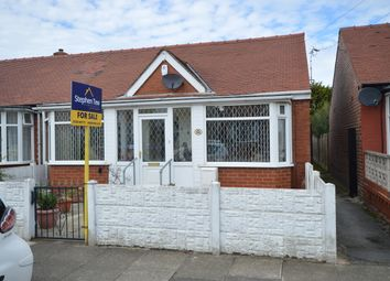 Thumbnail 2 bed terraced bungalow for sale in Collyhurst Avenue, Blackpool
