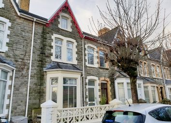 4 bed terraced house for sale in Church Place, Porthcawl CF36
