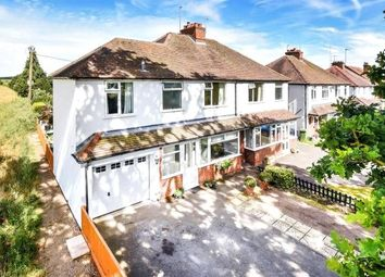 Thumbnail 4 bed semi-detached house for sale in Steventon Road, Drayton, Abingdon, Oxfordshire