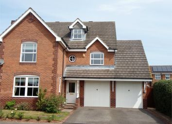 Thumbnail 5 bed detached house for sale in Blackbird Avenue, Gateford, Worksop, Nottinghamshire