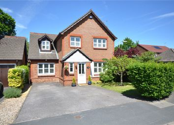 Thumbnail 4 bed detached house for sale in Albany Road, Fleet, Hampshire