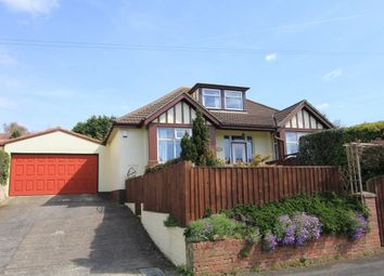 Thumbnail 4 bed detached bungalow for sale in Silverwood Avenue, Newton Abbot