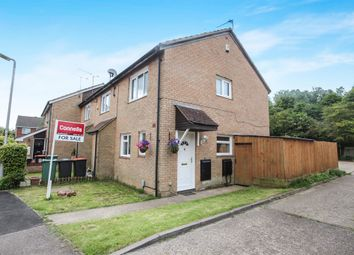 Thumbnail 2 bedroom end terrace house for sale in Fensome Drive, Houghton Regis, Dunstable
