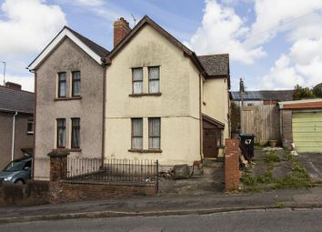 Thumbnail 4 bed semi-detached house for sale in Christchurch Road, Newport