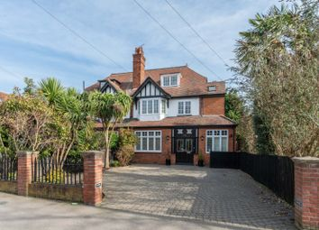 Station Road, Loughton, Essex IG10. 4 bed semi-detached house for sale