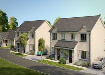 Thumbnail 2 bedroom semi-detached house for sale in Wilkinson Gardens, Sandy Lane, Redruth