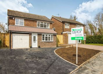 Thumbnail 3 bed detached house for sale in The Marts, Rudgwick, Horsham