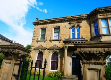 Thumbnail 2 bed flat to rent in Sherwood House, 70 New North Road, Huddersfield