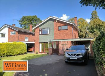 Thumbnail 3 bed detached house for sale in St. Andrews Close, Moreton-On-Lugg, Hereford