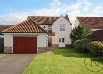 Thumbnail 4 bed detached house for sale in Low Green, Mordon, Sedgedfield