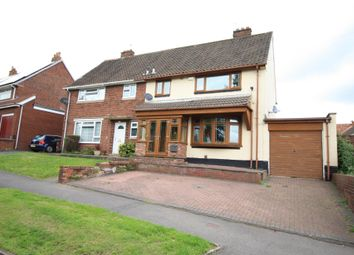 Thumbnail 3 bedroom semi-detached house for sale in Southbourne Avenue, Walsall