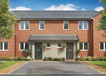 "Thumbnail 2 bed terraced house for sale in ""The Oxcroft II"" at High Street, Riddings, Alfreton"