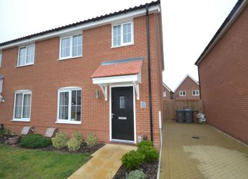 Thumbnail 3 bedroom property for sale in Nigel Way, Trimley St. Martin, Felixstowe