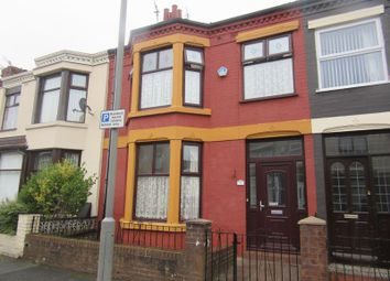 Thumbnail 3 bed terraced house for sale in 9 Ovolo Road, Liverpool