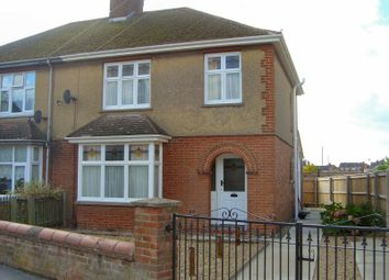 Thumbnail 3 bedroom semi-detached house to rent in Railway Lane, Chatteris