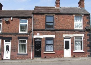 Thumbnail 2 bed terraced house to rent in Doncaster Road, Conisbrough