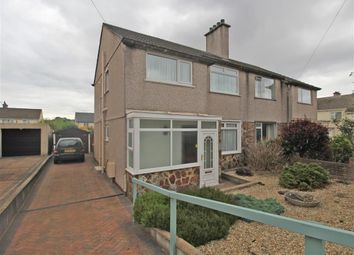 Thumbnail 3 bedroom semi-detached house for sale in Carnock Road, Plymouth, Devon