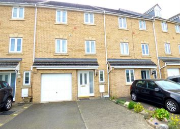 Thumbnail 5 bed town house for sale in Boleyn Avenue, Peterborough, Cambridgeshire