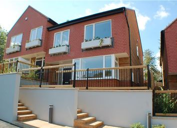 Thumbnail 4 bed semi-detached house for sale in Lawrences Close, Waddington Avenue, Coulsdon, Surrey