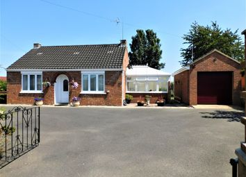 Thumbnail 3 bed detached bungalow for sale in Battlefields Lane South, Holbeach, Spalding