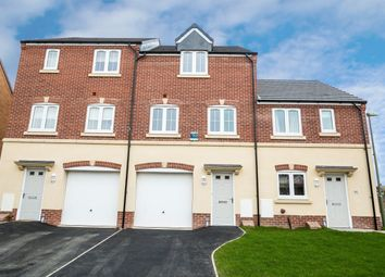 Thumbnail 3 bed terraced house for sale in Thomas Penson Road, Gobowen, Oswestry