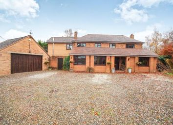 Thumbnail 4 bed detached house for sale in Forest Road, Sandiway, Northwich, Cheshire