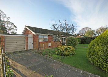 Thumbnail 3 bed detached bungalow for sale in Foxfield, Everton, Lymington