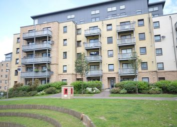 Thumbnail 2 bed flat for sale in 3/8 Hawkhill Close, Edinburgh