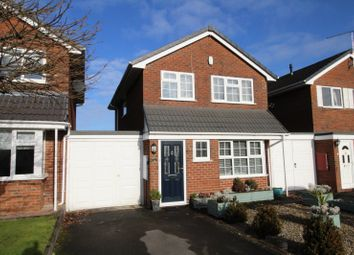 Thumbnail 3 bedroom link-detached house for sale in Coopers Way, Biddulph, Stoke-On-Trent, Staffordshire