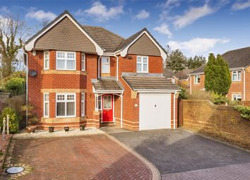 Wyndham Grove, Priorslee, Telford, Shropshire TF2. 4 bed detached house for sale