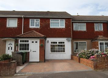 Norbury Gardens, Hamble, Southampton SO31. 3 bed terraced house